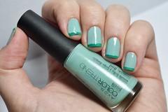 Desafio das 31 unhas #4 - Verdes / Esmaltação das corujas: Inglesinha. (Raíssa S. (:) Tags: esmalte unhas nails naillacquer nailpolish nailart nailpainting nail verde green cremoso avon topbeauty nikon desafiodas31unhas