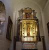 capilla retablo San Nicolas interior Iglesia San Pedro de Rua Estella Navarra (Rafael Gomez - http://micamara.es) Tags: capilla retablo san nicolas interior iglesia pedro de rua estella navarra
