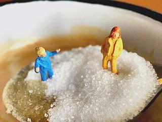 Stuck in sugar | HMM #Condiment
