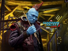 yondu_013 (siuping1018) Tags: hottoys disney marvel guardiansofthegalaxy yondu photography actionfigures toy siuping canon 5dmarkii 50mm