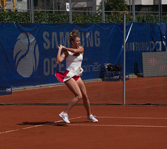 WTA Lugano 2018, Giorgi (mraposio) Tags: canon eos 5d mk2 mkii ef 70200 f4 wta lugano giorgi tennis