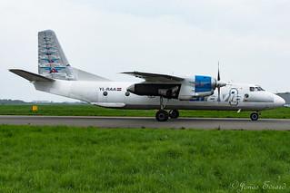 RAFavia / An-26 / YL-RAA