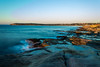 Maroubra (One_eye2011) Tags: maroubra rockpool beach sunrise cliff edge ocean sea water rock sky bay shore people