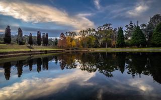 Autumn Sunset No.3