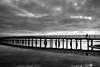 End of the bridge (Birdhouse camper) Tags: copenhagen denmark fujifilm fuji xt2 fujixt2 bridge silhouette reflection blackandwhite blackwhite