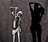 shadow (aika217) Tags: canon eos 77d ef50mm f18 stm shadow figure statue