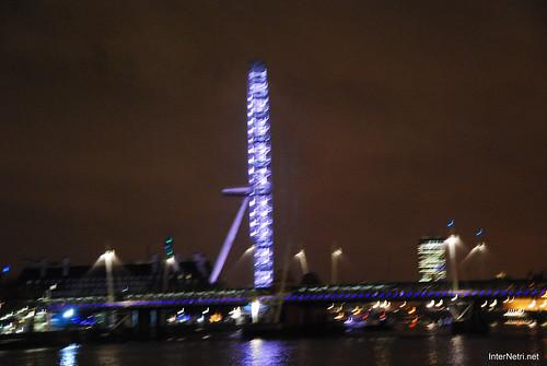 Око Лондона вночі InterNetri United Kingdom 0429