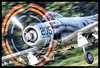 Skyraider (2018) (Ismael Jorda) Tags: douglas a1 skyraider warbird wwii fertealais fighter bomber pilot airplane