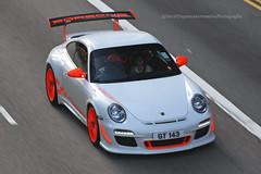 Porsche, 997 GT3RS, Wan Chai, Hong Kong (Daryl Chapman Photography) Tags: gt143 porsche german 911 997 gt3rs pan panning canon 5d mkiii 70200l auto autos automobile automobiles car cars carspotting carphotography hongkong china sar wanchai