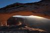 Mesa Arch HDR 6.jpg (Alan Louie - www.alanlouie.com) Tags: utah sunrise canyonlands landscape canyon moab unitedstates us usrockymountain