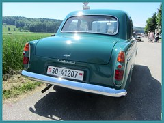 Ford Anglia, 1956 (v8dub) Tags: ford anglia 1956 schweiz suisse switzerland bleienbach british pkw voiture car wagen worldcars auto automobile automotive old oldtimer oldcar klassik classic collector
