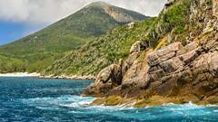 Arraial (rcaulok) Tags: paisaje agua mar costa sea beach brasil cielo coast arraial do cabo rio de janeiro