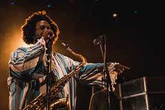Kamasi Washington (Willy Vlnka) Tags: concertphoto concertphotographer concert concerts concertpics festival festivalphotography liveshow shows livemusic livemusicrocks nightlife gig gigs musicphoto musicphotography musiclife musiclover musicfestival musicfestivals ontour onstage frontman jazz singer sing guitar guitarist drums drummer bass bassist bestmusicshots musicphotographer gigphotography canon 6d sigma art wide 2435 70200 music rock alternative stage 50 50mm 35 35mm 24 24mm 70 70mm 200 200mm people
