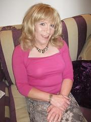Always Nice To Hear From You (rachel cole 121) Tags: tv transvestite transgendered tgirl crossdresser cd