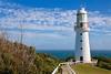 Cape Otway Lightstation (adamsgc1) Tags: capeotwaylightstation capeotwaylighthouse capeotway victoria australia lighthouse clouds cold wind greatoceanroad headland nationalpark