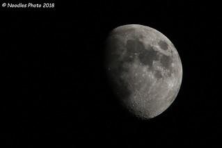 Mond - Moon - Luna