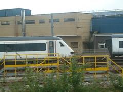 82 127 (58 023 'Peterborough Depot') Tags: greateranglia unitedkingdom england class82 dvt 82127