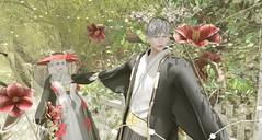 (휘영+미정) Tags: hilu marukado sintiklia wedding love kastro mee secondlife kimono