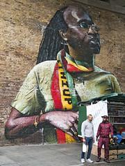 DREPH, Brixton Market (slmimages) Tags: streetart streetphotography brixton dreph