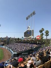 "Dodger Stadium Scoreboard • <a style=""font-size:0.8em;"" href=""http://www.flickr.com/photos/109120354@N07/41714258034/"" target=""_blank"">View on Flickr</a>"