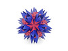 Ipomopsis (masha_losk) Tags: kusudama кусудама origamiwork origamiart foliage origami paper paperfolding modularorigami unitorigami модульноеоригами оригами бумага folded symmetry design handmade art