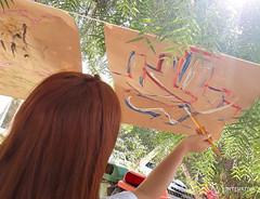 "Aula de Artes: Seguindo os passos de Anna Marie Holm. • <a style=""font-size:0.8em;"" href=""http://www.flickr.com/photos/134435427@N04/42259652292/"" target=""_blank"">View on Flickr</a>"