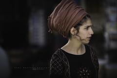 Jerusalem. Israel. (Raúl Barrero fotografía) Tags: people travel portrait woman jerusalem