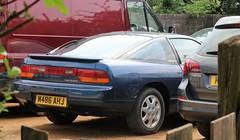 M486 AHJ (Nivek.Old.Gold) Tags: 1994 nissan 200sx turbo 16 valve auto 1809cc waterfrontcarsales bognor