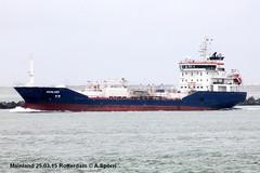 Mainland (andreasspoerri) Tags: gisanistanbul imo9431056 mainland malta rotterdam tanker
