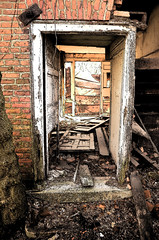 Open Door Policy (RansomedNBlood) Tags: nikond5100 hansford wv westvirginia abandoned