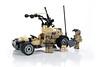 LEGO-Light Strike Vehicle (OriginalBricks) Tags: lego lsv light strike vehicle buggy tiny tactical brick arms custom military uv printed customminifigure minifigure