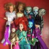 Flea Market Finds : 02-11-2018 (MyMonsterHighWorld) Tags: doll dolls monster high frankie stein skull shores headless headmistress bloodgood ghoulia yelps skulltimate rollermaze abbey bominable dead tired inner ariel disney princess hasbro madison westley my scene superstar barbie 1977 tecna winx club