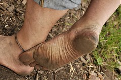 barefoot in nature 136 (dirtyfeet6811) Tags: feet sole barefoot dirtyfeet dirtysole feetinnature partyfeet