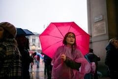 Milano Street Walking - Color Parade (In.Deo) Tags: milano lombardia italy street rain umbrella