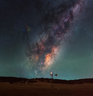 Milky Way - Keysbrook, Western Australia