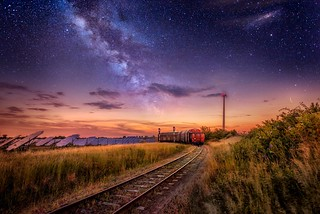 Endstation Milchstraße