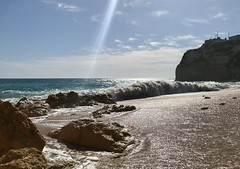 Caroveiro - Portugal (Steffen Sass) Tags: caroveiro portugal ozean meer felsen wasser himmel strand bucht küste