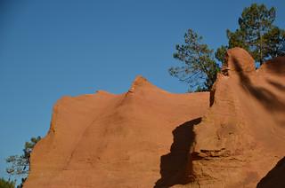 Roussillon en Provence : le sentier des Ocres