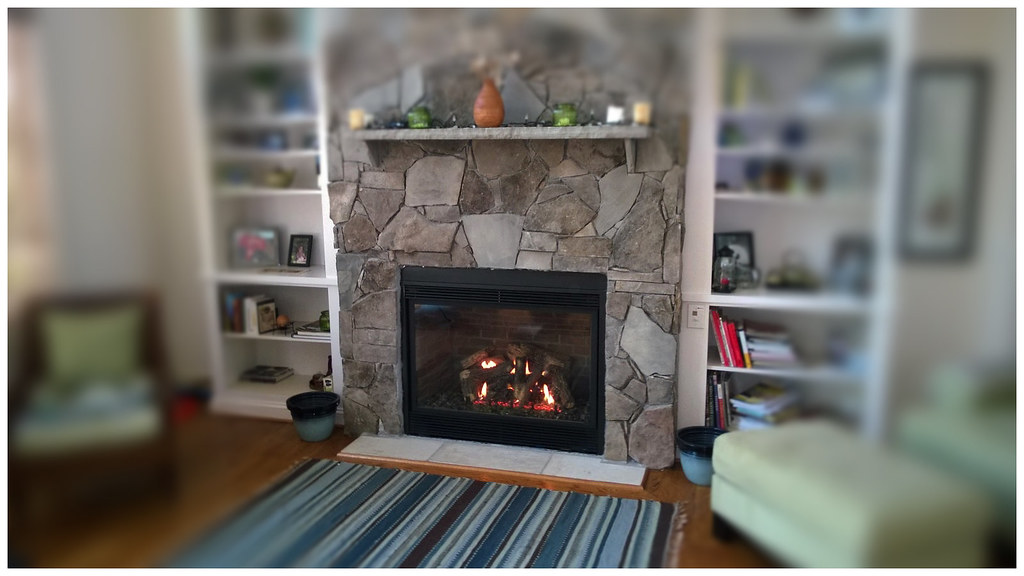 Mendota DXV-60 Direct Vent Fireplace. Chattanooga, Tn.