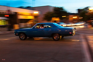 missing those warm summer nights and sounds of rolling thunder...