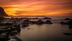 Vu sur giens (joboss83) Tags: mer soleil fujixt1 sun beach hyères var france sea nuage ciel meditr groupenuagesetciel