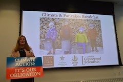 New Hampshire 5th Annual Climate & Pancakes Breakfast