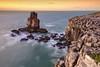 Nau dos Corvos (f@gra) Tags: ocean corvos naudoscorvos sony sigma landscape paisaje portugal costa coast silk silkeffect water sunset ocaso