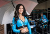 BSB Brands Hatch GP 2017 - Spearmint Rhino grid girl Clementine (Sacha Alleyne) Tags: brandshatch british superbike championship pirelli motorbike motorcycle moto motorsport racing paddock pitlane babe grid umbrella pit promo promotional girl 2017 brunette