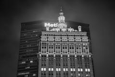 The Helmsley Building and MetLife Building (rjdibella) Tags: night usa winter helmsleybuilding newyork 2012 christmas fall manhattan newyorkcity nyc unitedstates us