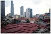 Chợ Bến thành - Sàigòn (t1p2m3) Tags: bến thành markt chợ sàigòn hcm vietnam panorama hochhaus shilouette