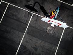 The Game - Elevated (jdub003) Tags: aerial dji baskeball blacktop court sports lines diagonals composition asphalt detail