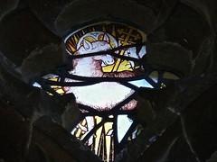 Great Massingham, Norfolk - St Mary's Church - Stained Glass (Glass Angel) Tags: greatmassingham stainedglasswindow stmaryschurch norfolk