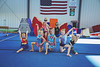 365 Project - March 21 (lupe1515) Tags: 365 project hannah friends gymnastics team gym superheroes cape