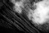 Bromo volcano, Indonesia (pas le matin) Tags: nature volcano volcan cratère crater travel voyage world asia asie indonésie indonesia bromo southeastasia smoke fumée steam vapeur bw nb noiretblanc blackandwhite monochrome landscape paysage canon 7d canon7d canoneos7d eos7d